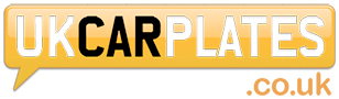 UKCARPLATES Logo